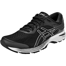 asics Gel-Kayano 25 Shoes Men Black/Glacier Grey